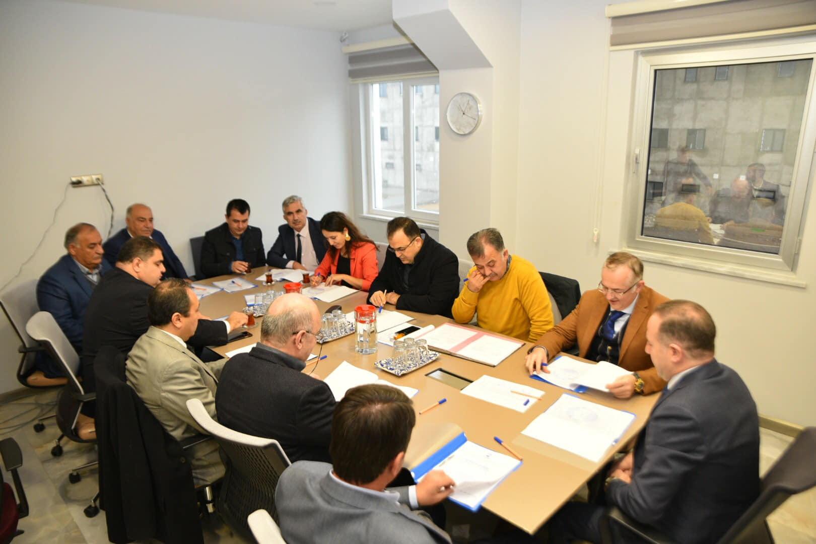 2018-4. Dönem Müteşebbis Heyet Toplantısı Yapılmıştır